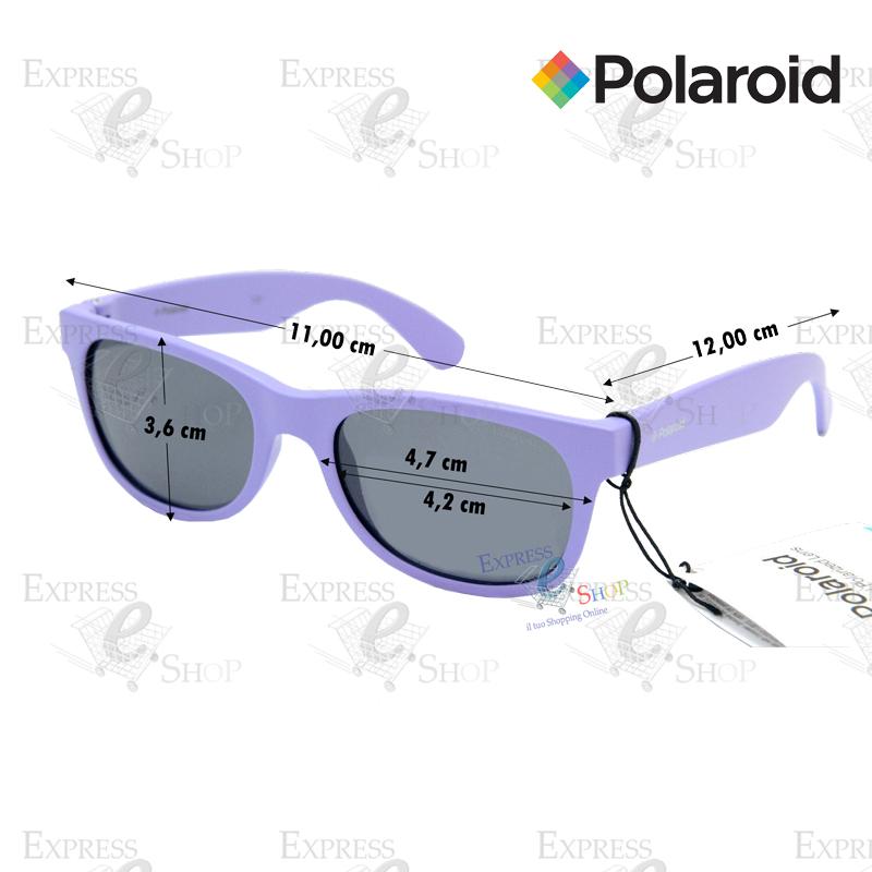 a7941016bb9e53 Occhiali da sole Polaroid POLARIZZATI lenti 100% protezione UV ...